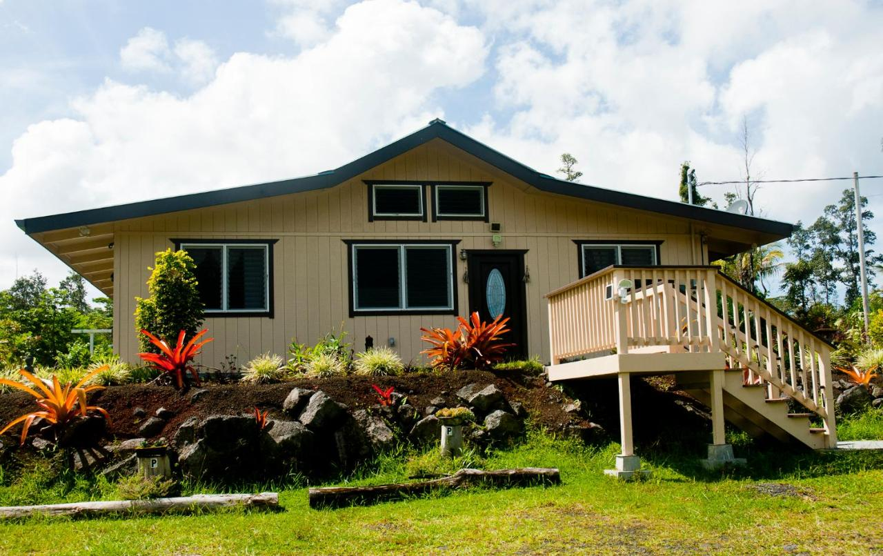 Guest Houses In Hawaiian Paradise Park The Big Island