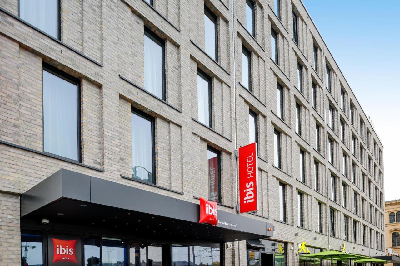 Hotel Ibis Berlin Hauptbahnhof Deutschland Berlin Booking Com