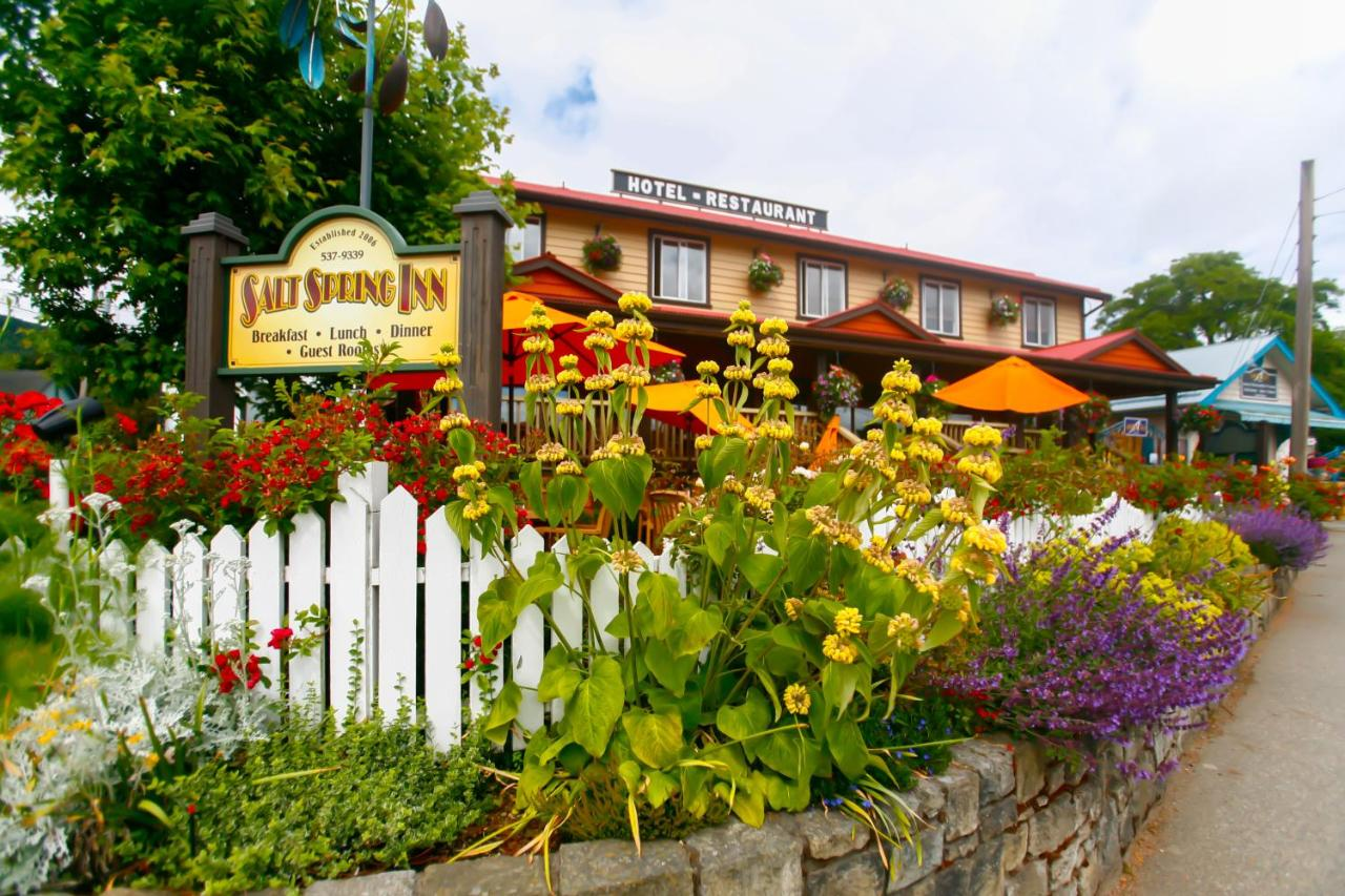 Hotels In Fernwood Salt Spring Island