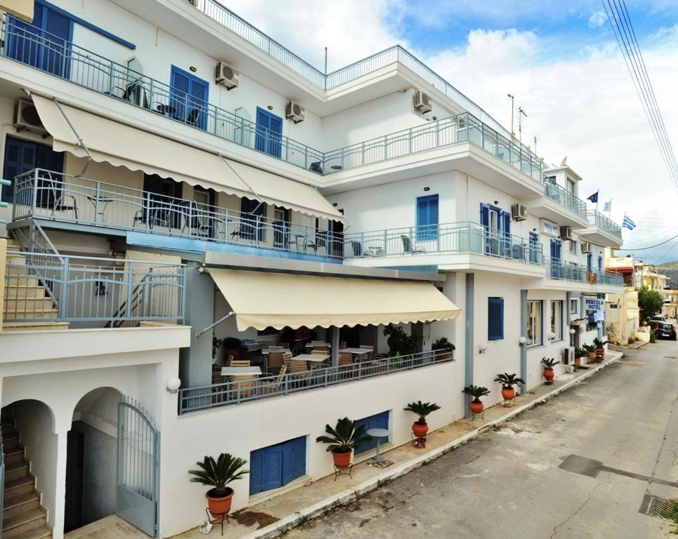 Pergola Hotel Agios Nikolaos Greece