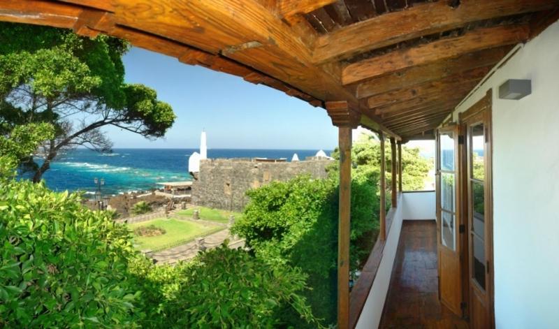 Hotels In Erjos-el Tanque Tenerife