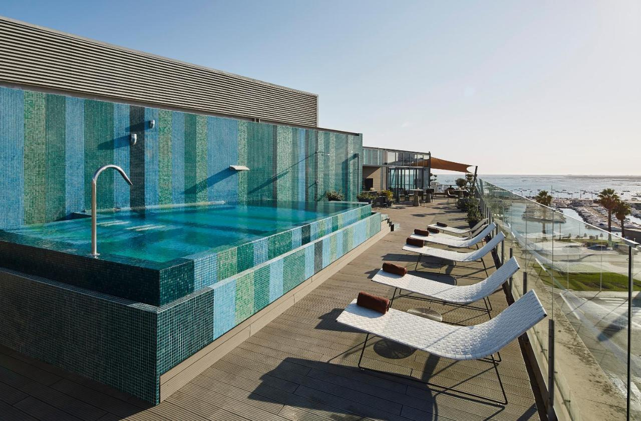Hotel Faro & Beach Club