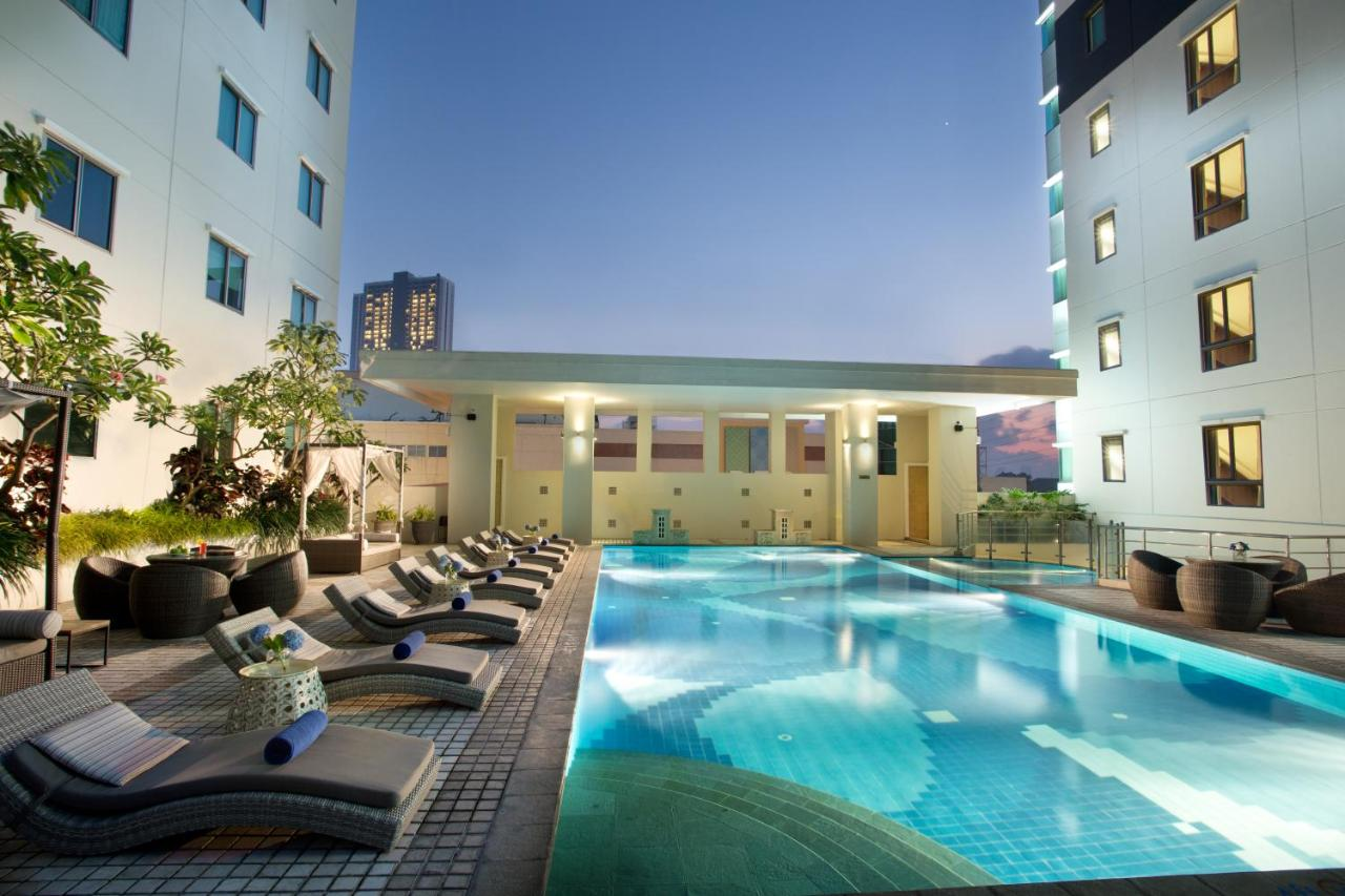 Condo Hotel Ascott Waterplace Surabaya, Indonesia - Booking.com