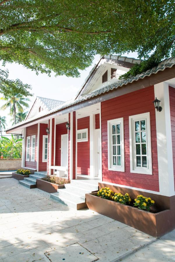 Resorts In Suphan Buri