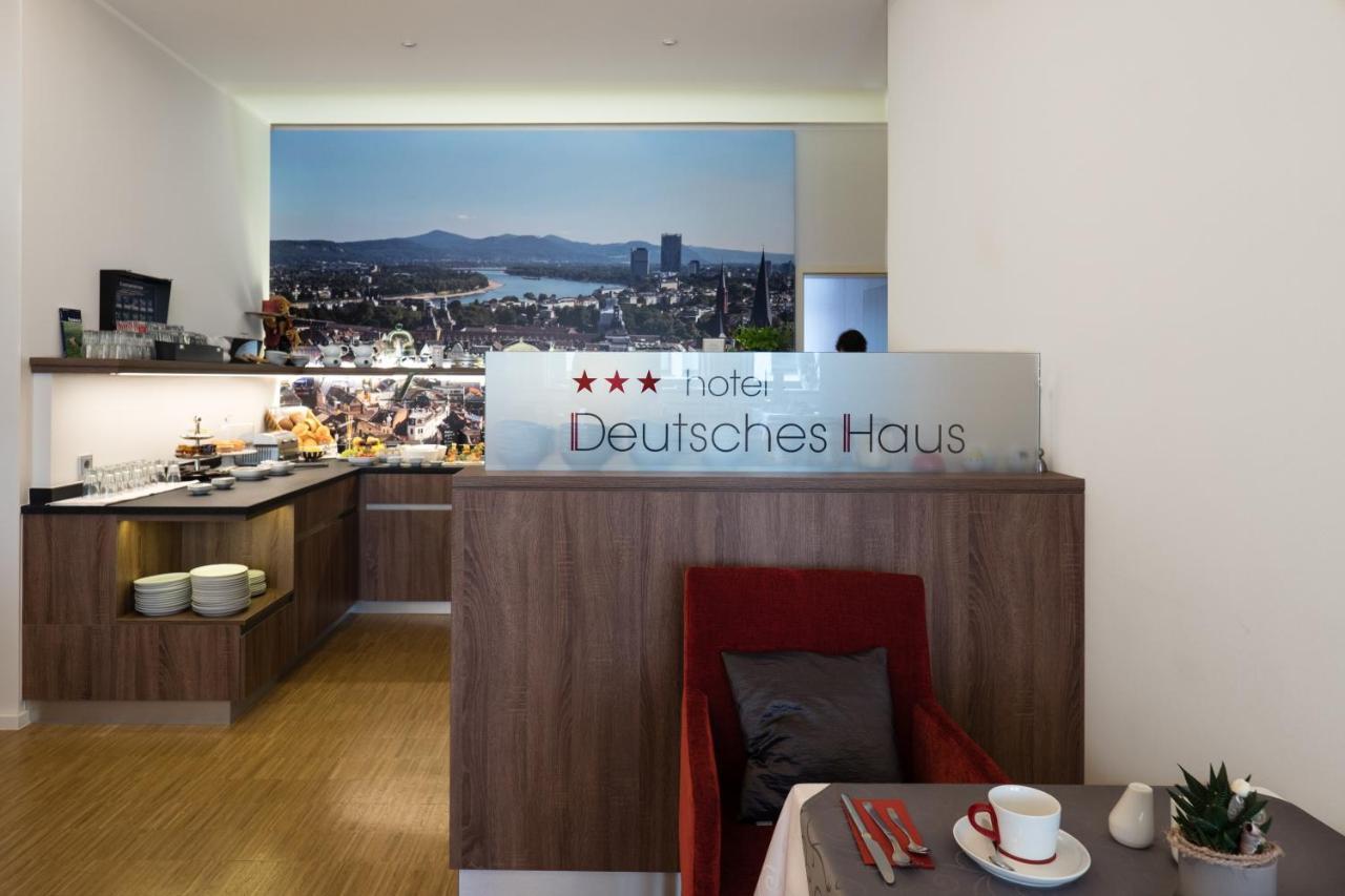 hotel garni deutsche haus deutschland bonn bookingcom - Fantastisch Garageneinfahrt Am Hangil