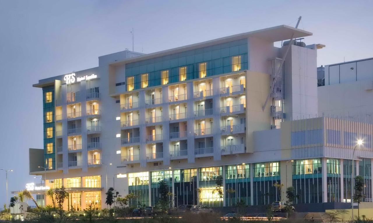 Hotel Santika Bsd City Serpong Serpong Harga 2018 Terbaru
