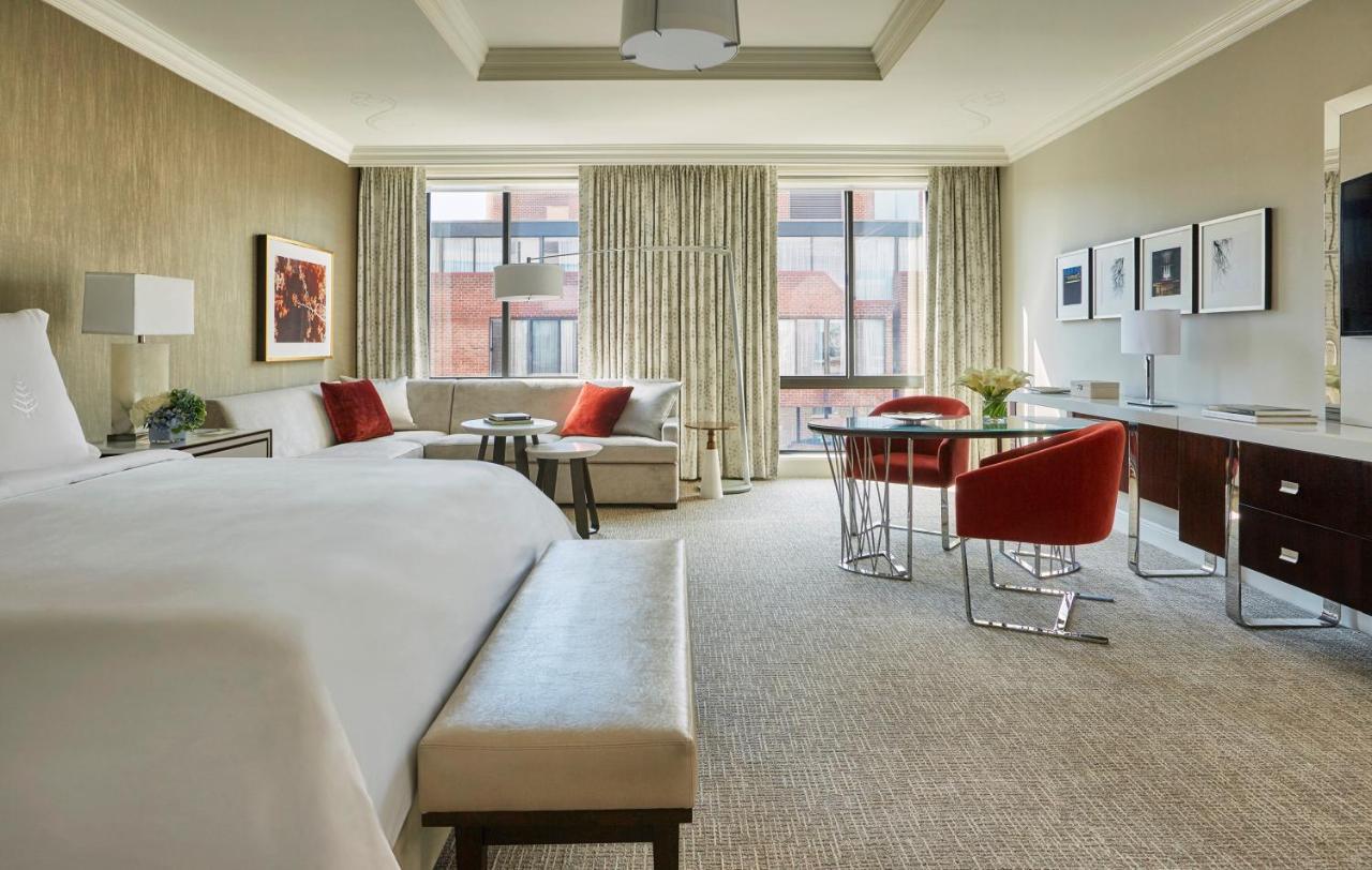 Four seasons hotel spa washington dc