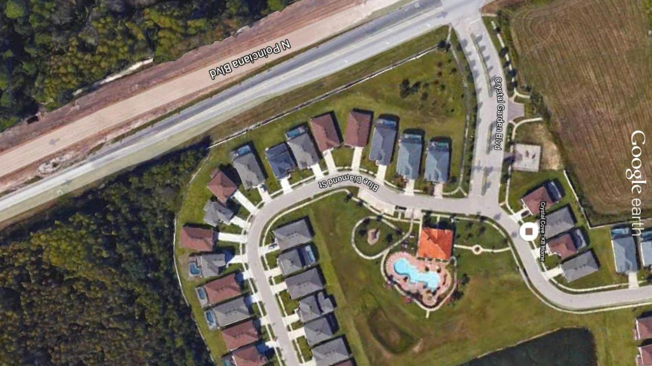 vacation home blue diamond house at crystal cove kissimmee fl