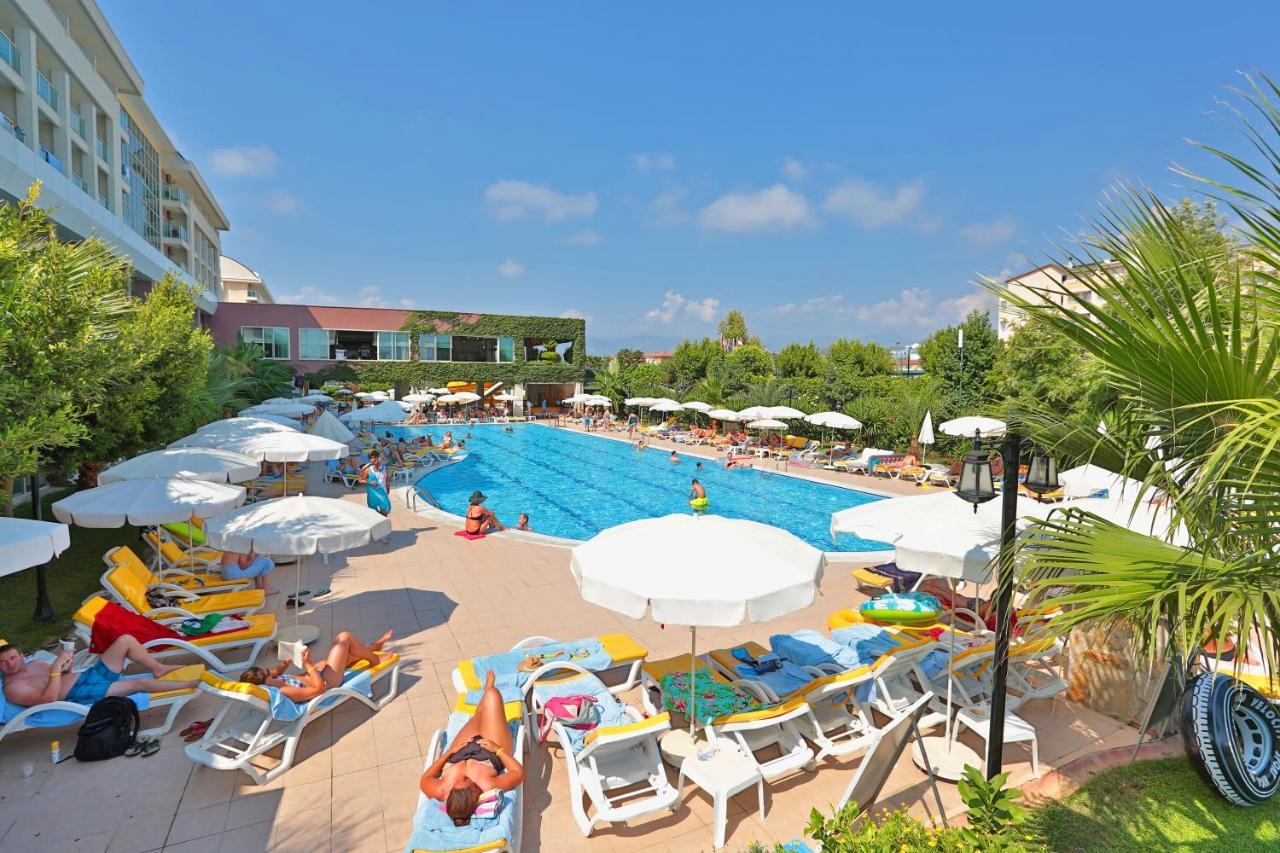 Hotel Telatiye Resort 5 (Alanya, Turkey): tourists reviews 92