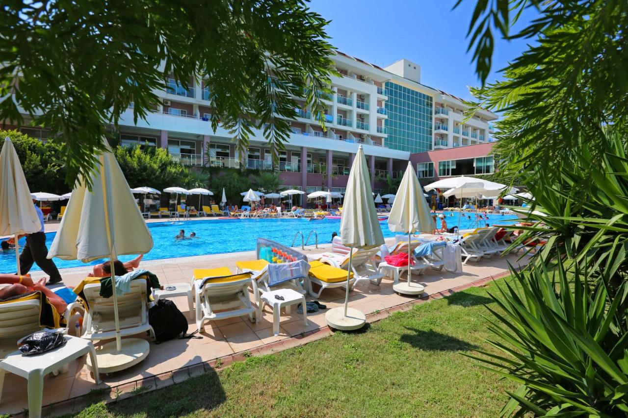 Hotel Telatiye Resort 5 (Alanya, Turkey): tourists reviews 73