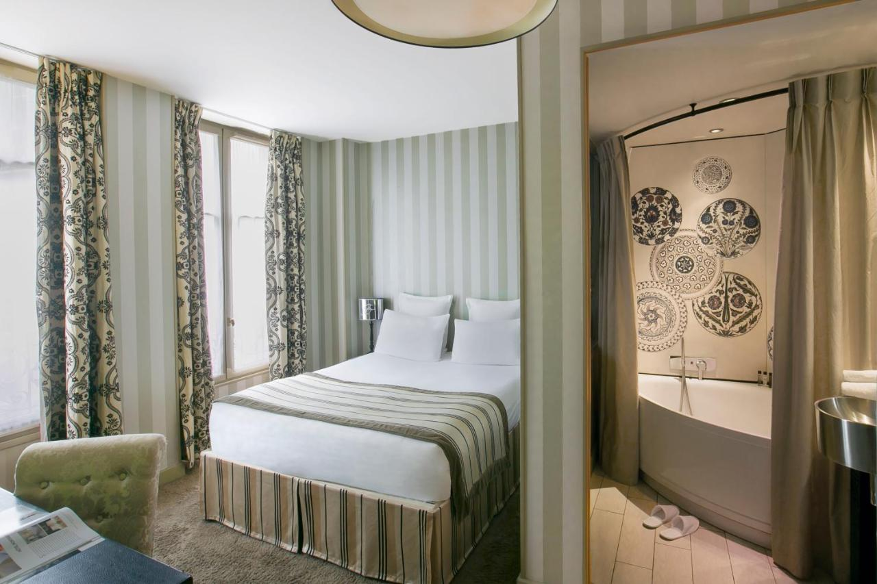 Hotel Relais Bosquet Hatel Le Bellechasse Saint Germain Paris France Bookingcom