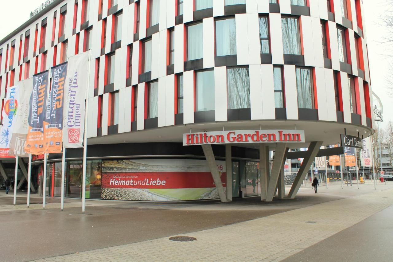 Hilton Garden Inn Stuttgart Germany Bookingcom