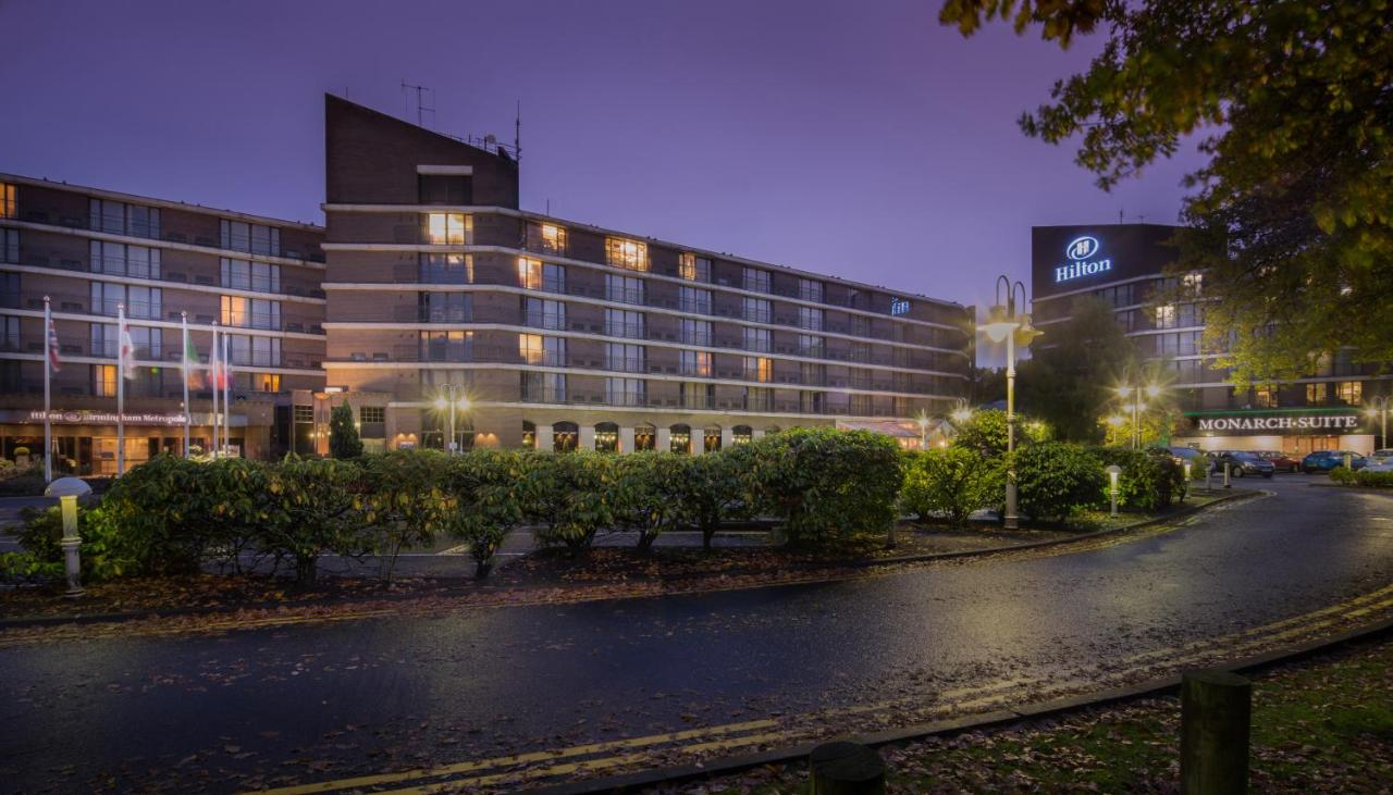 Hilton Metropole Birmingham Airport and NEC - National
