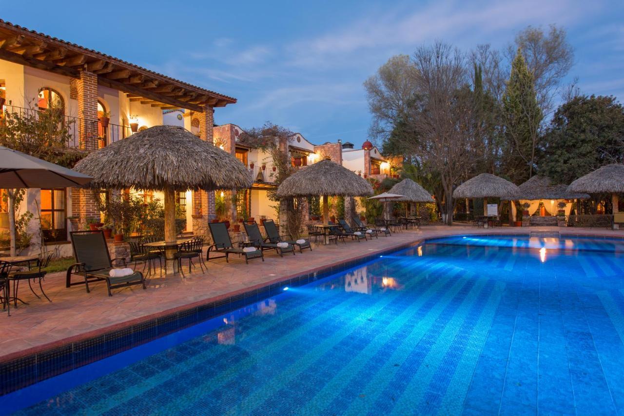 Hotels In San Gabriel Guanajuato