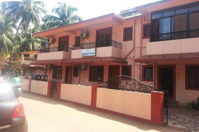 Guest House In Goa Calangute Beach Part - 17: Booking.com