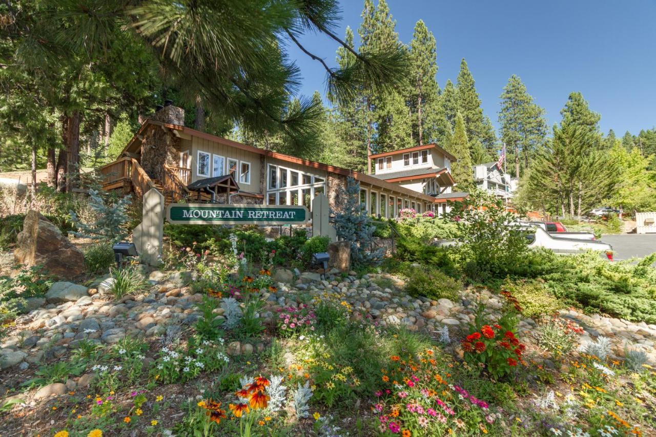 Resorts In Mountain Ranch California
