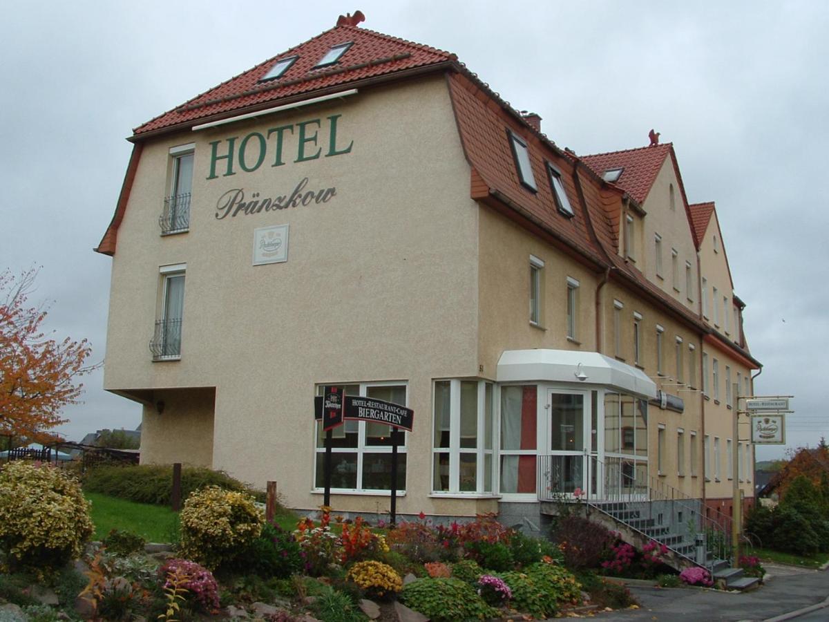 Hotel Pranzkow Zwickau Germany Booking Com