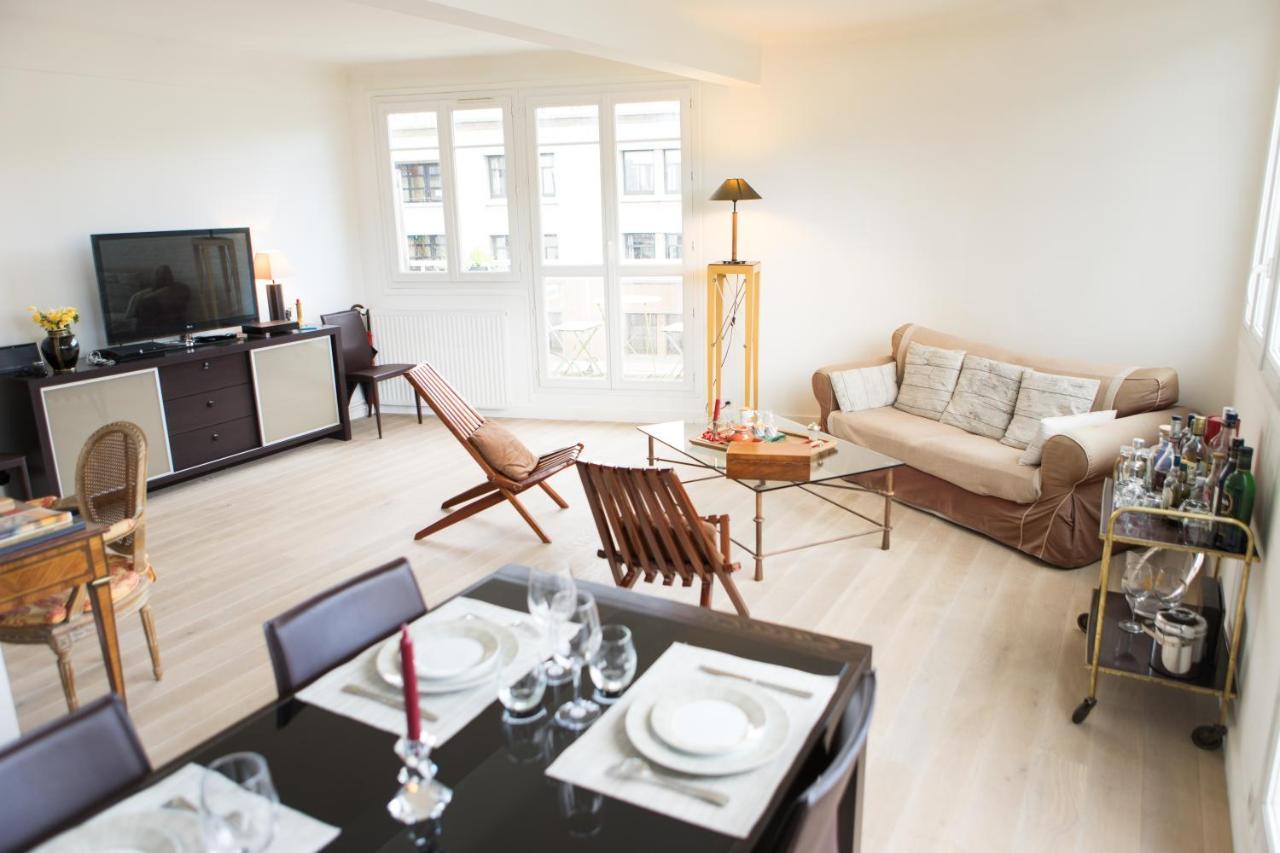 Ferienwohnung Luxury and Sunny appartment (Frankreich Paris ...
