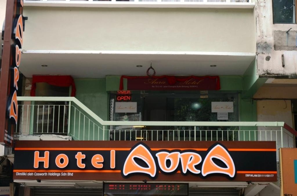 Aura Hotel Kuala Lumpur Malaysia