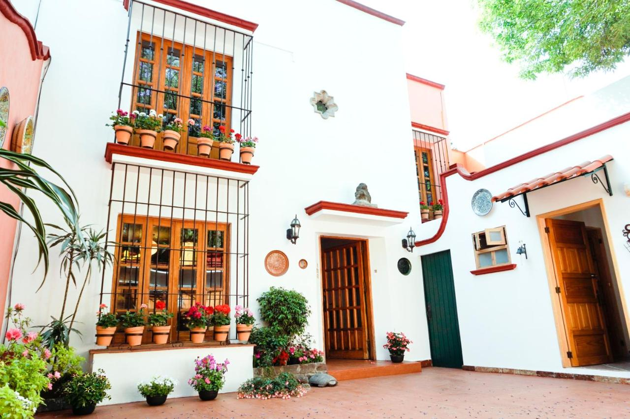 Bed And Breakfasts In Magdalena Petracalco Mexico Df