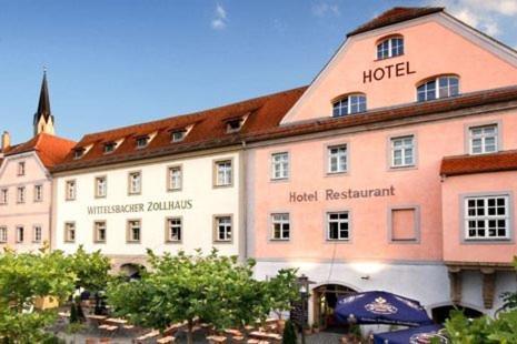 Hotel Wittelsbacher Zollhaus Deutschland Vilshofen An Der Donau