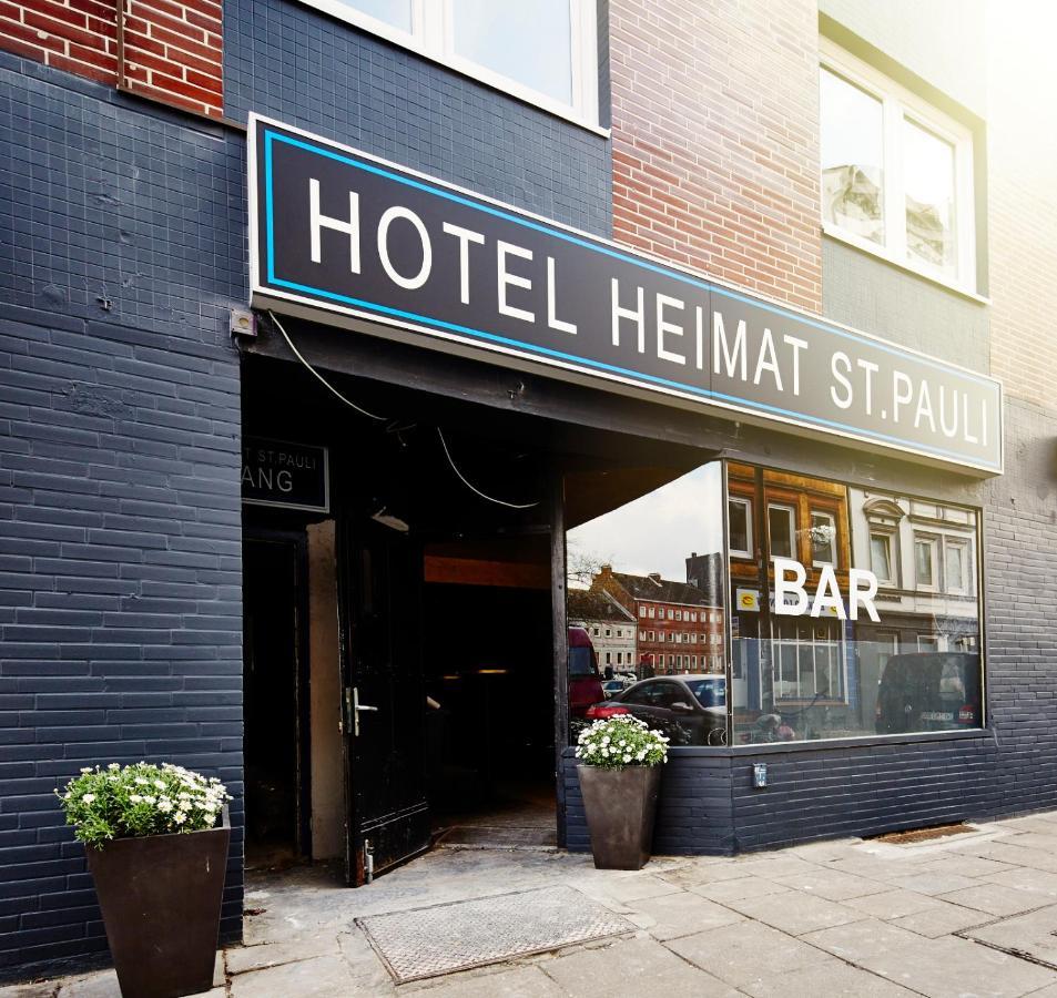 Hotel Heimat St. Pauli (Deutschland Hamburg) - Booking.com