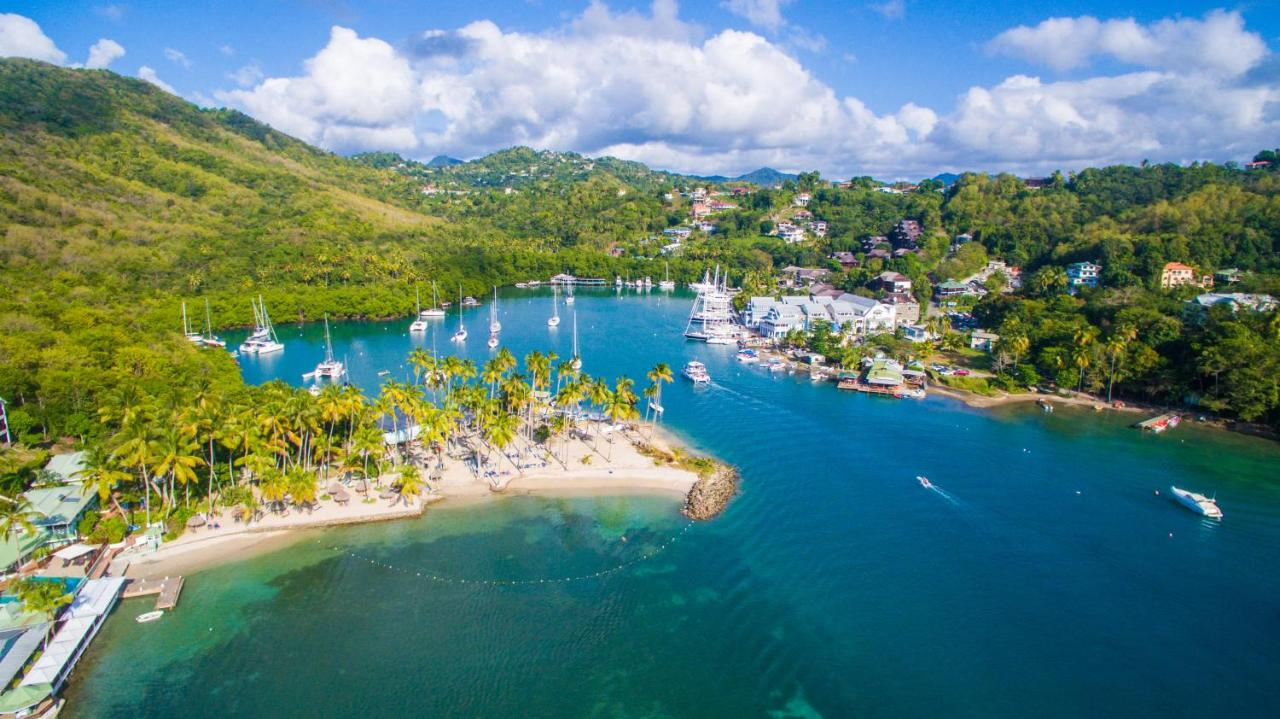 Marigot Bay Resort and Marina, St. Lucia - Booking.com