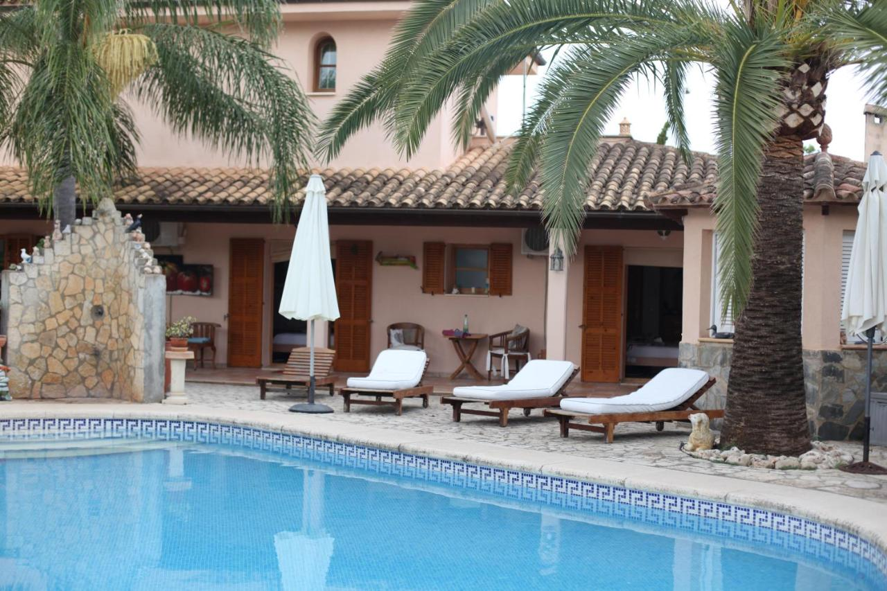 Resorts In Villafranca De Bonany Majorca