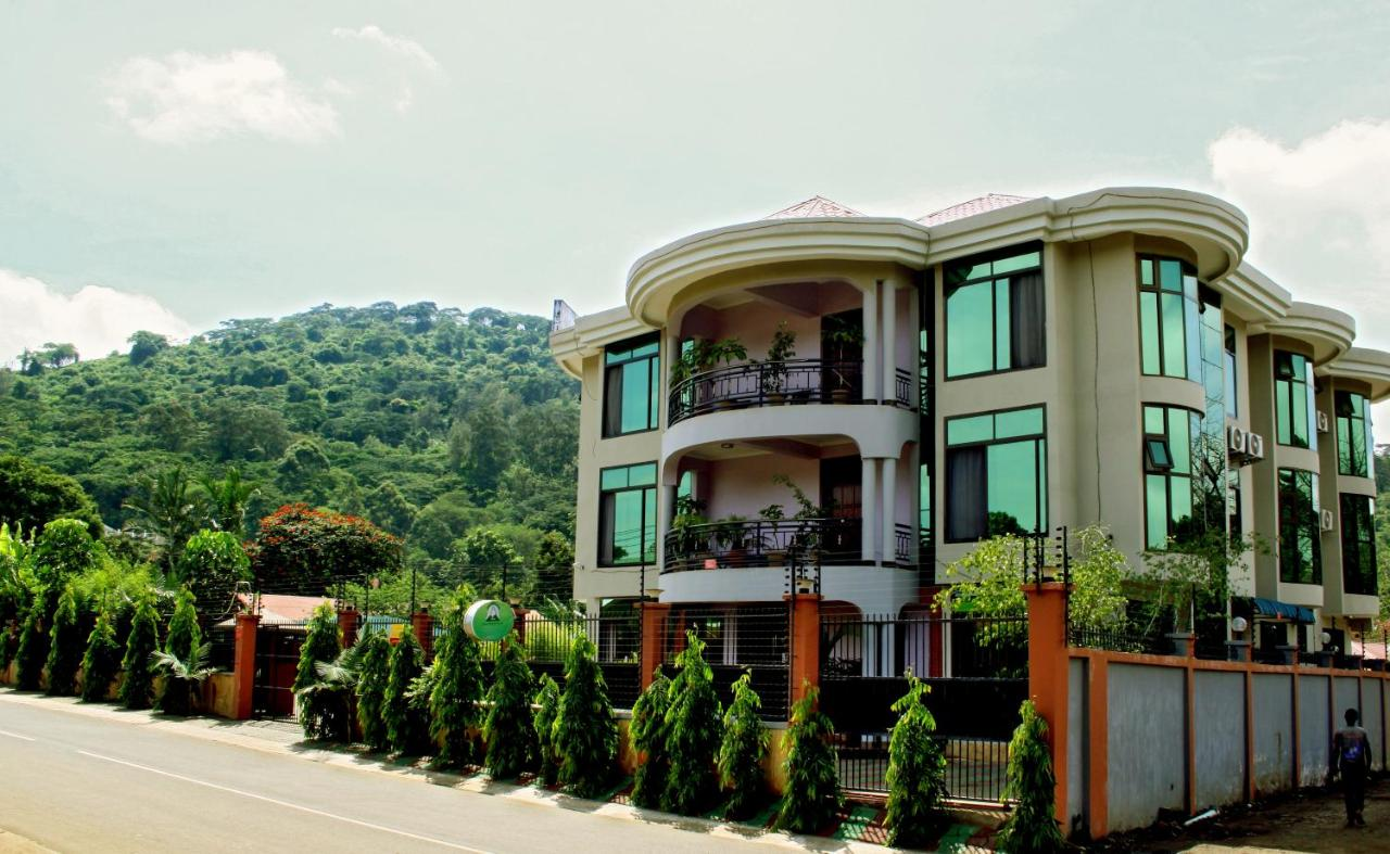 Green mountain hotel Arusha