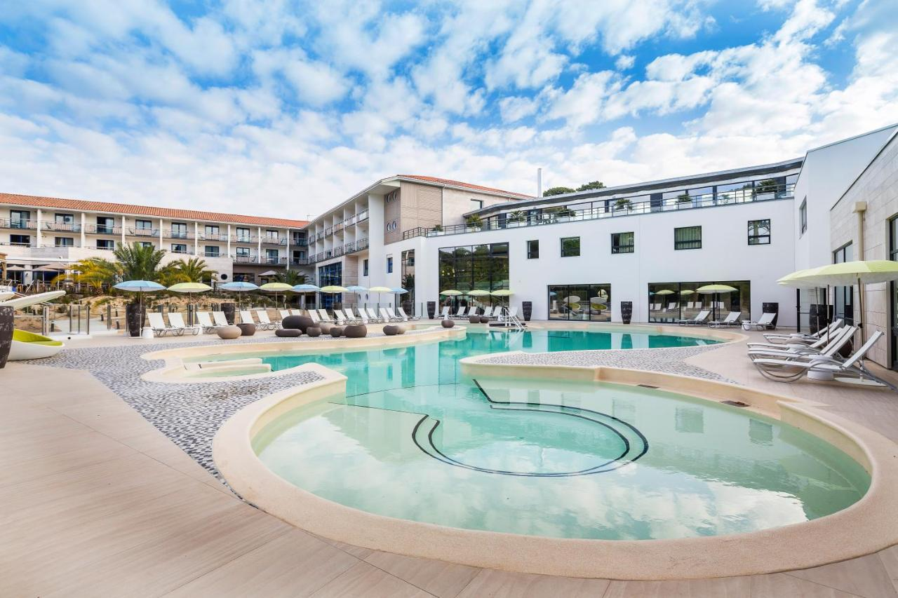 Hôtel Spa Les Bains Darguin By Thalazur Arcachon Tarifs 2019