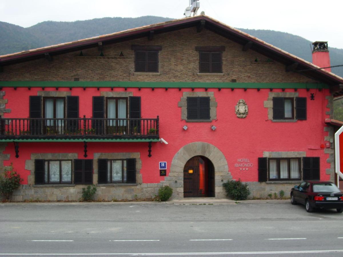 Hotels In Viscarret-guerendiáin Navarre