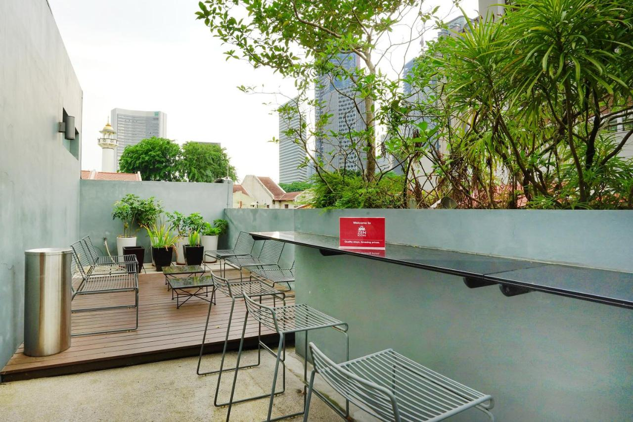 Hotel ZEN Rooms Arab Street Singapore