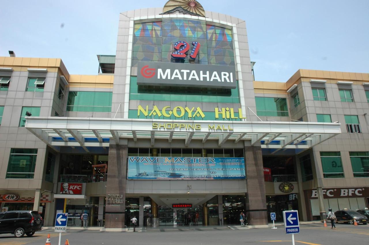 Nagoya Batam Guesthouse Indonesia Paket Murmer Acces Point Komplit