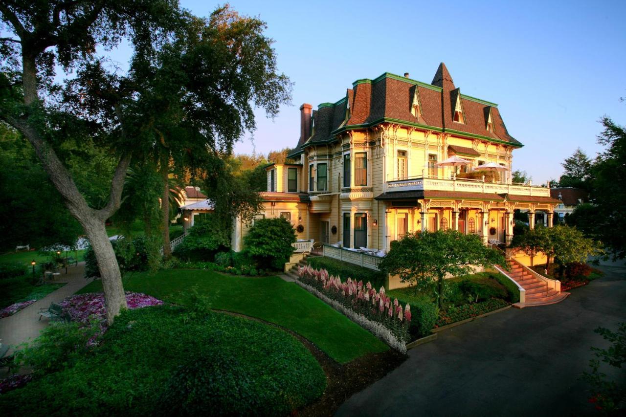 Hotels In Cloverdale California