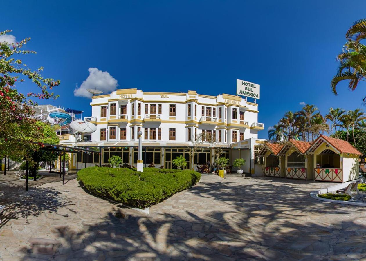 Hotels In São Lourenço Minas Gerais