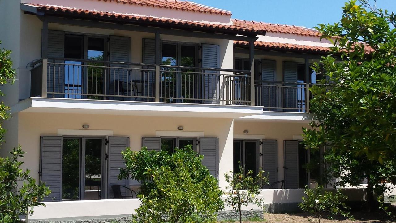 Ferienwohnung Orange Grove Suites (Griechenland Benitses) - Booking.com