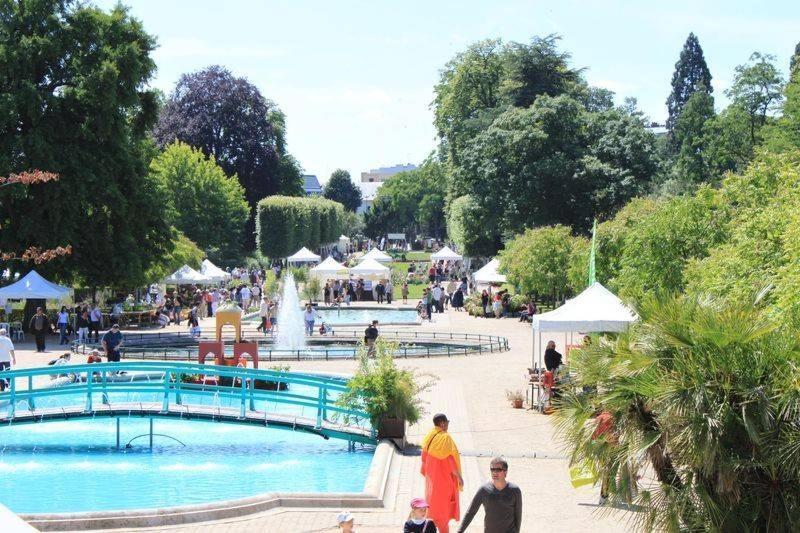Gite Du Jardin Des Plantes Rouen Tarifs 2019