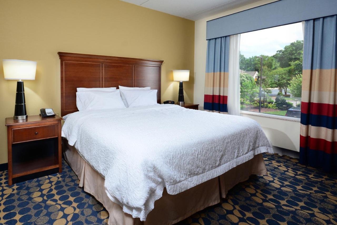 Hampton Inn & Suites Durham, NC - Booking com