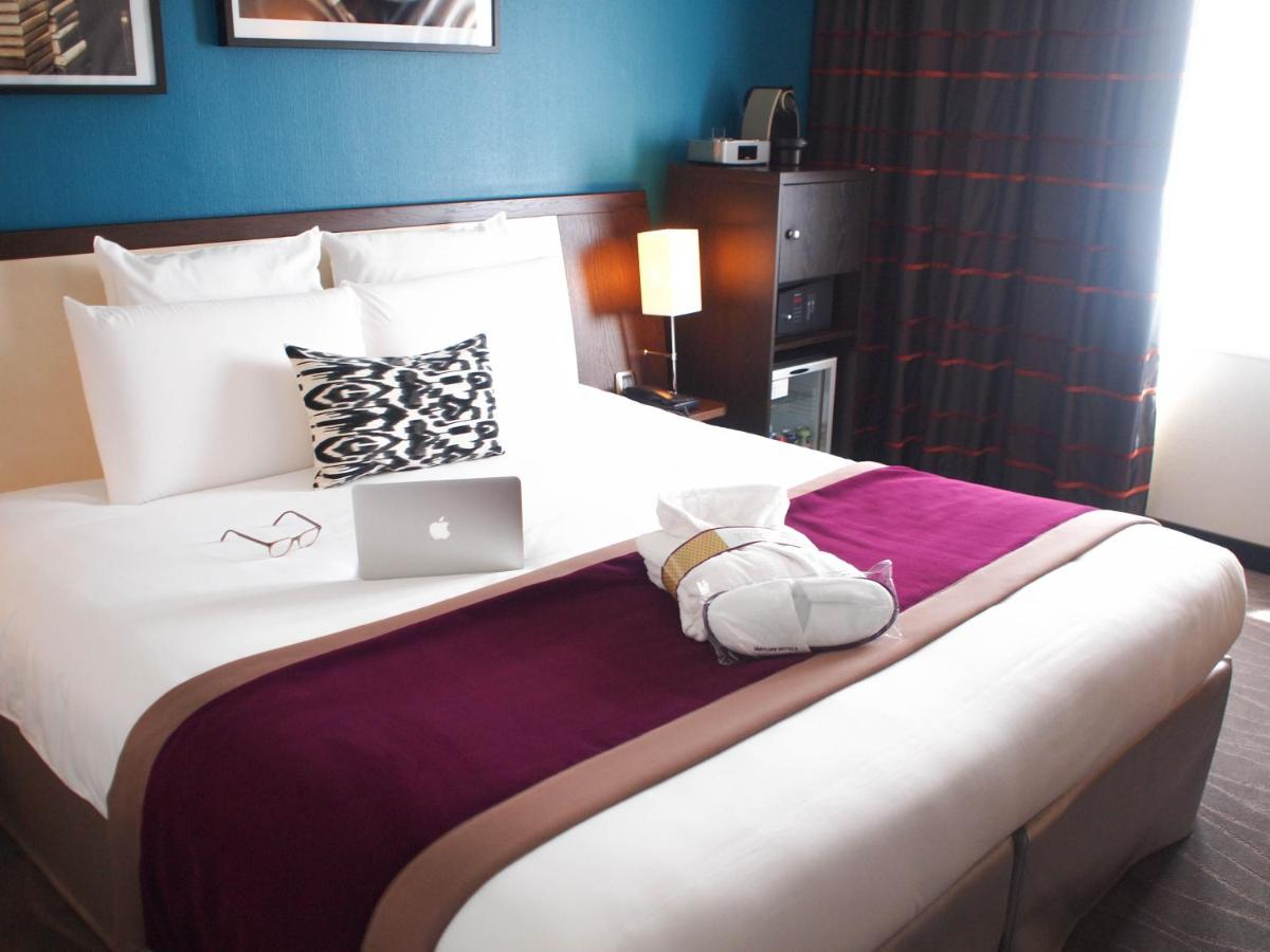 Hotel Mercure Angers Centre Gare France Bookingcom