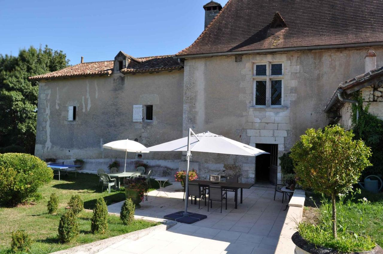 Guest Houses In Petit-bersac Poitou-charentes