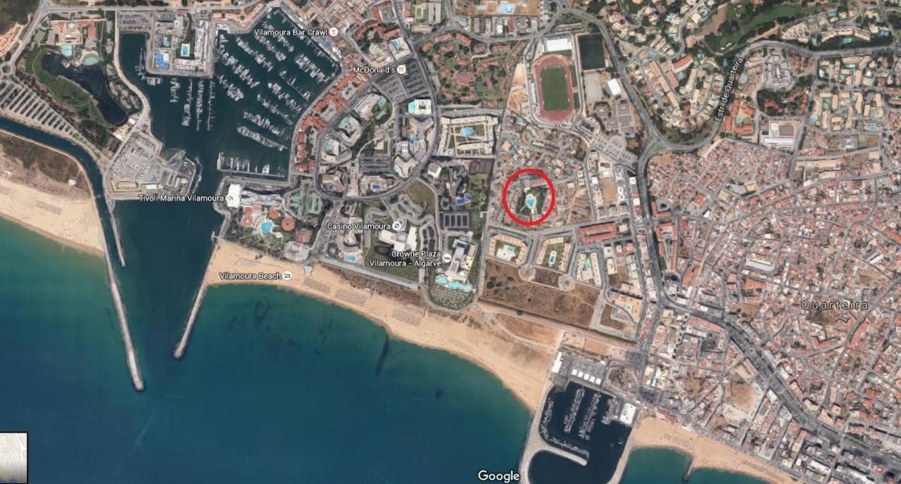 Vilamoura Beach Pool Apartment Portugal Bookingcom - Portugal map vilamoura