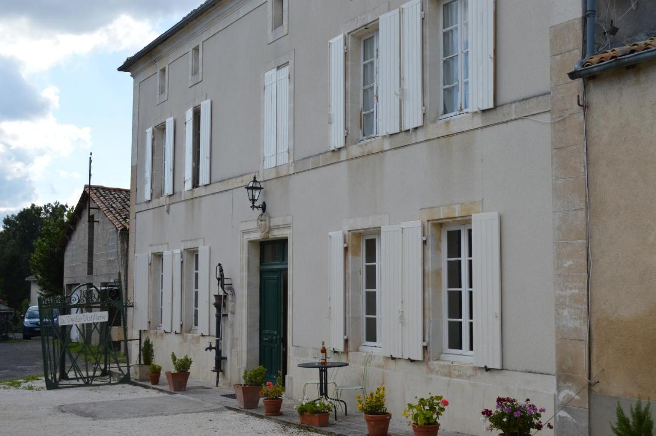 Bed And Breakfasts In Passirac Poitou-charentes