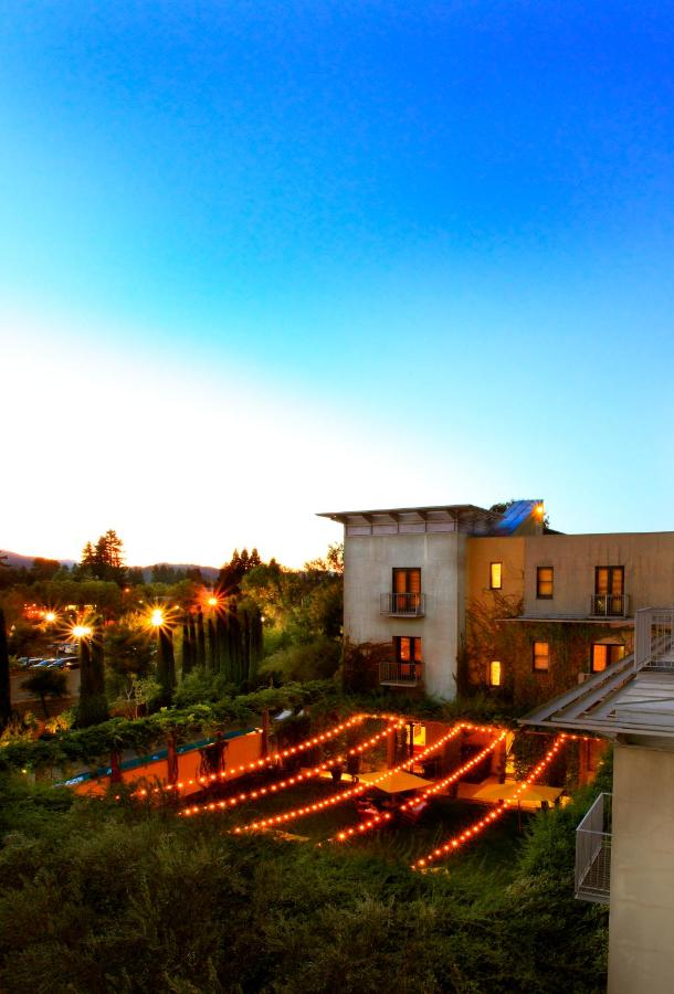 Hotels In Geyserville California