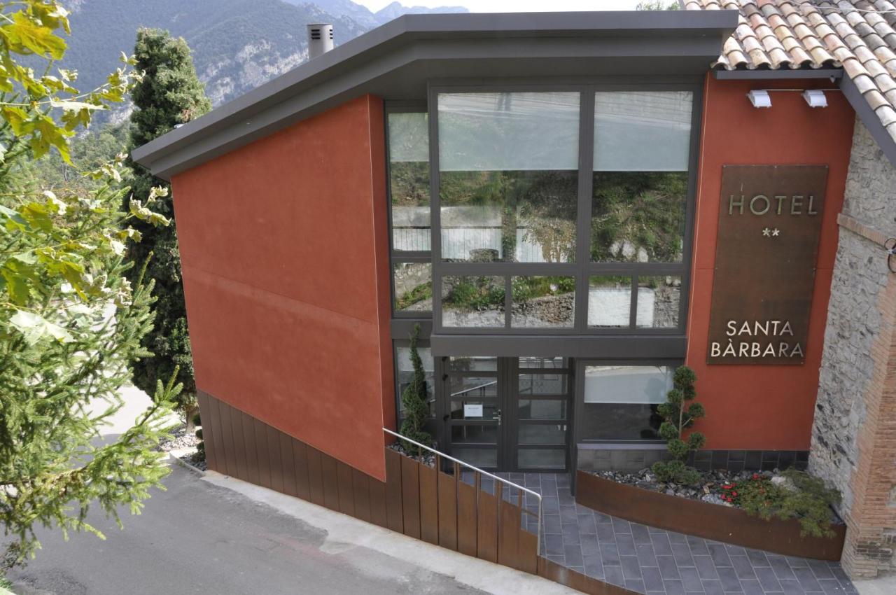 Hotels In Borredá Catalonia