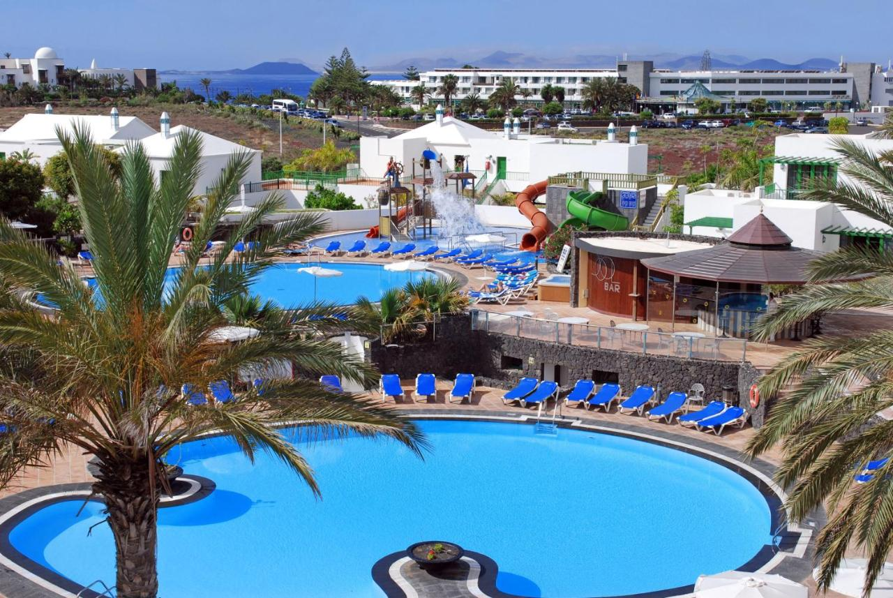 Resorts In Uga Lanzarote