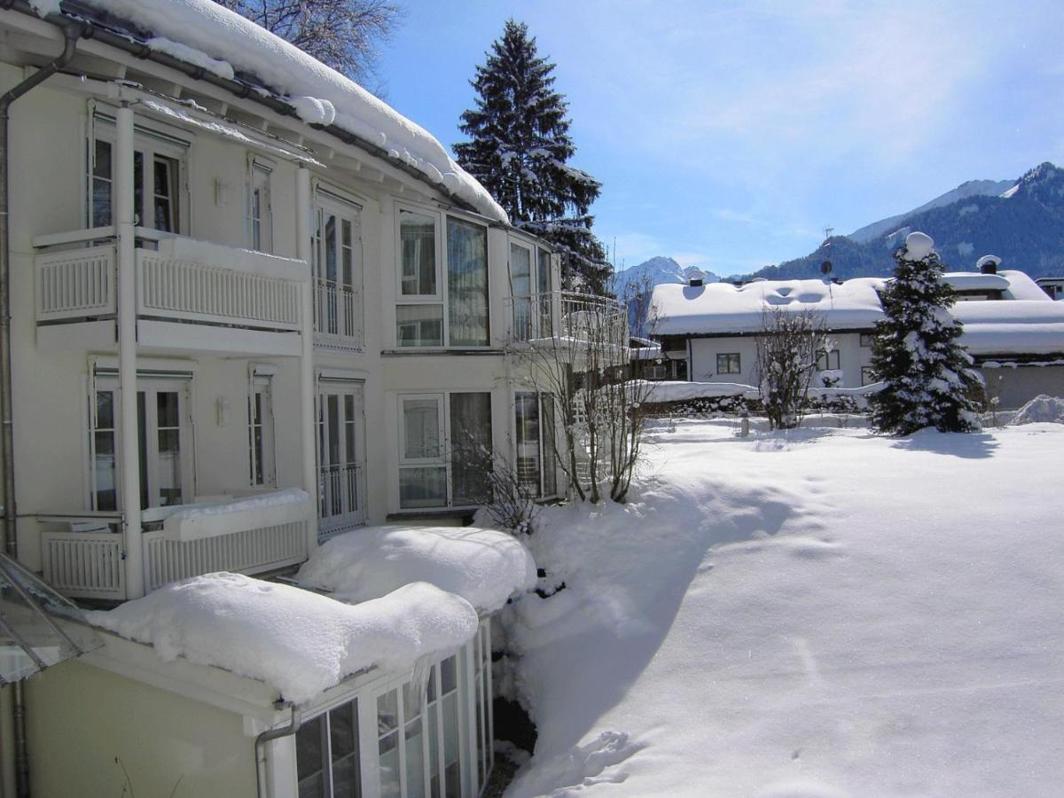 appartement Oberstdorf - Haus Edelweiss