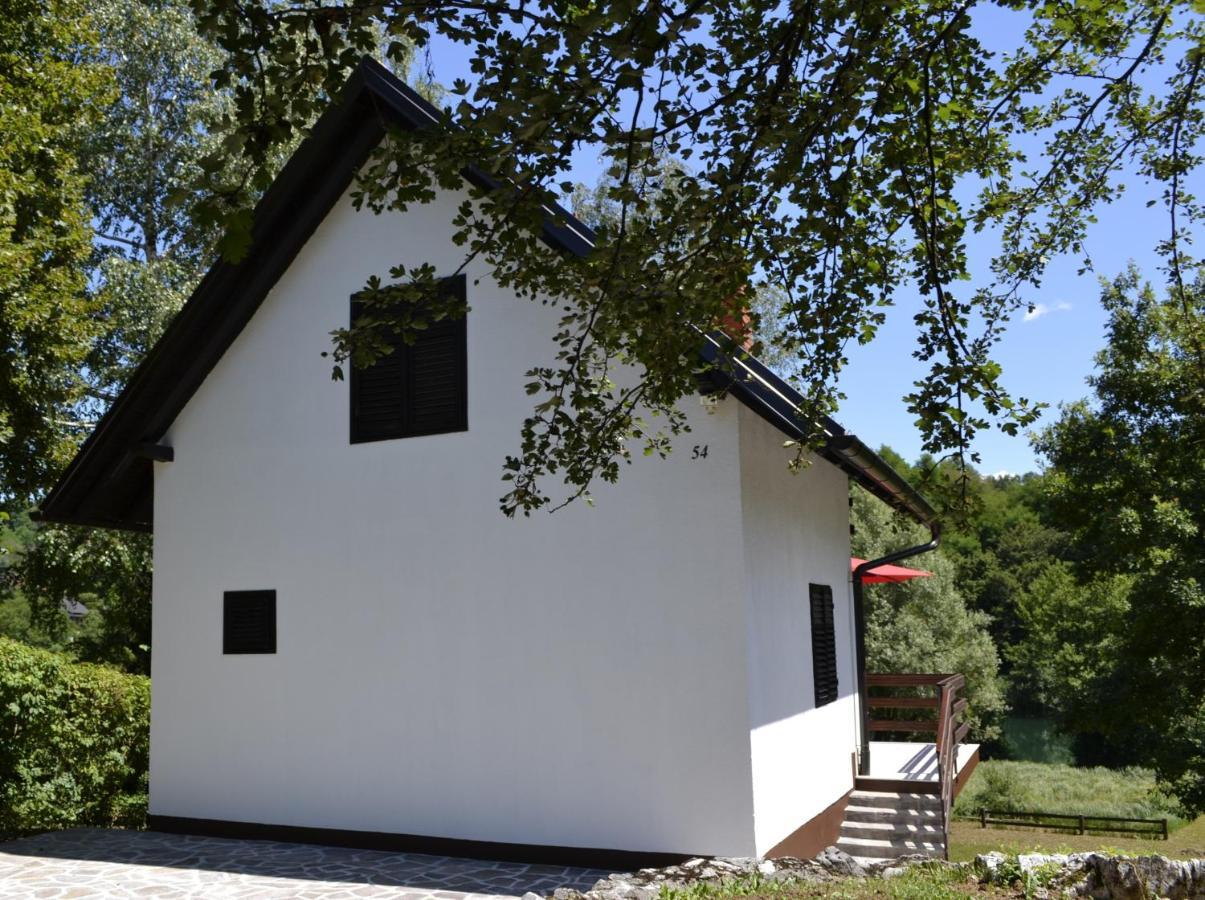 vacation home holiday house mrežnički gaj galović selo croatia