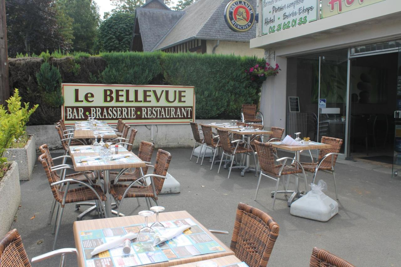 Hotel Le Bellevue Lisieux France Bookingcom