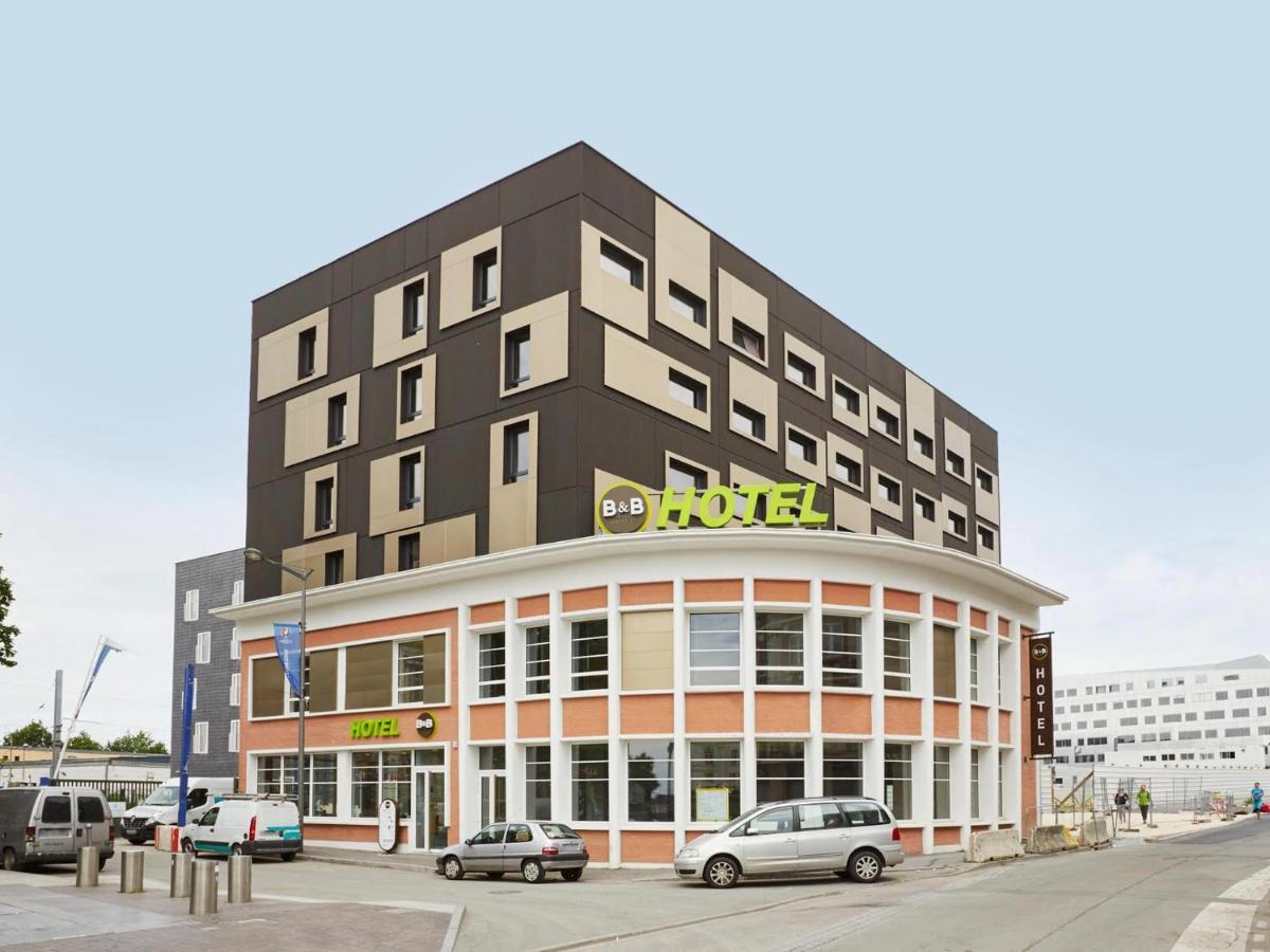 BB Htel BB Htel Lille Roubaix France Bookingcom