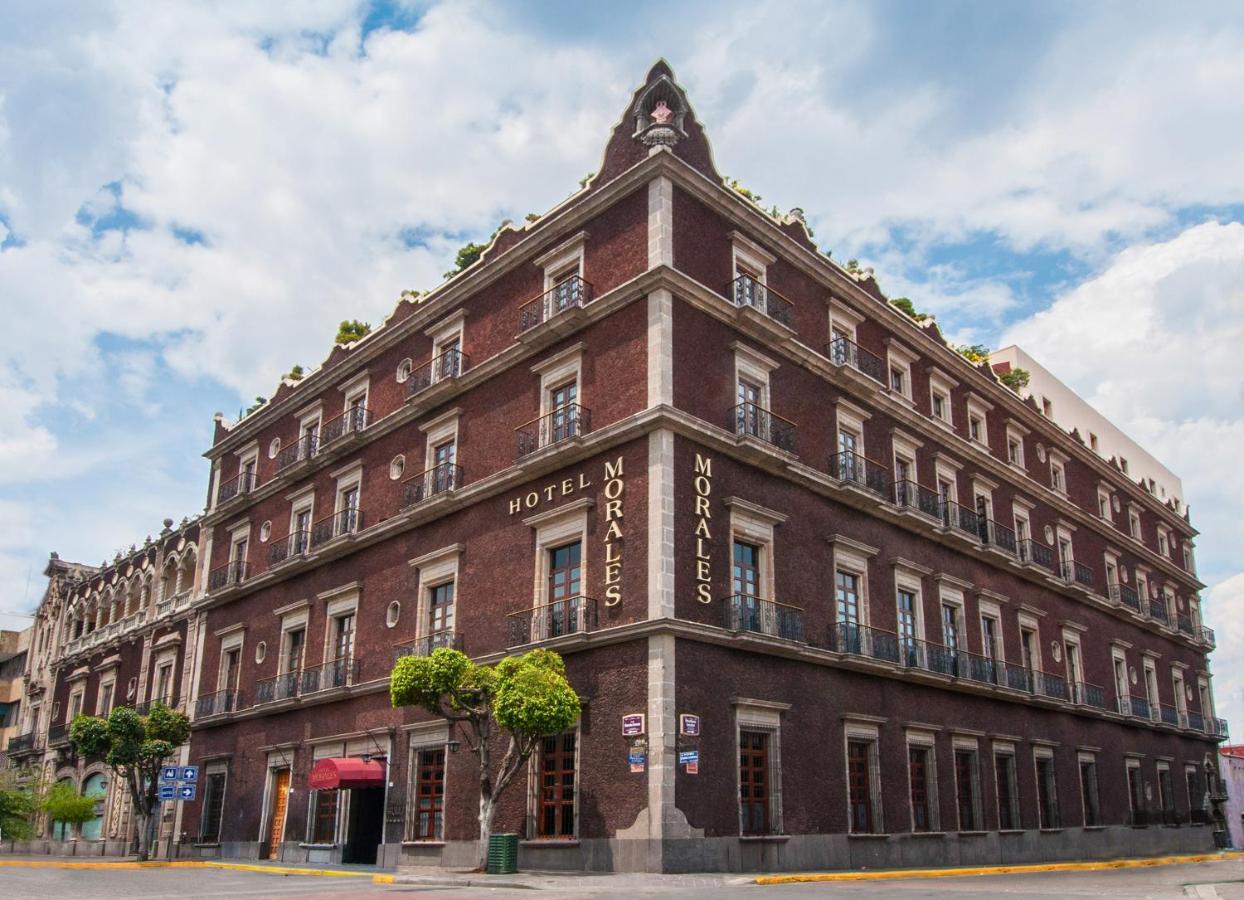 Hotel Morales Downtown Guadalajara Mexico Bookingcom